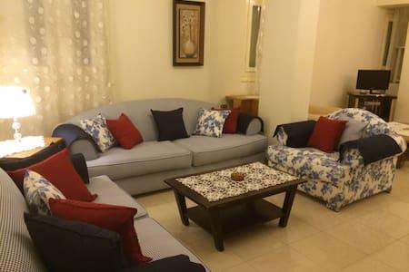 Elegant Modern App. in Spot Area - Cairo - Apartment