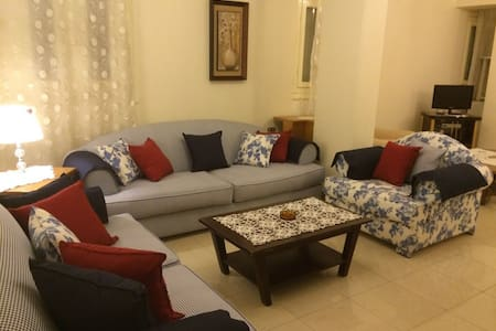 Elegant Modern App. in Spot Area - Cairo