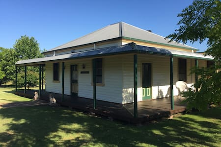 Oakfields - Hunter Valley Cottage - Quorrobolong - Ev