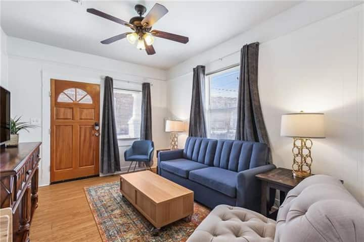 Stylish New Orleans Home 8 Mins to French Quarter
