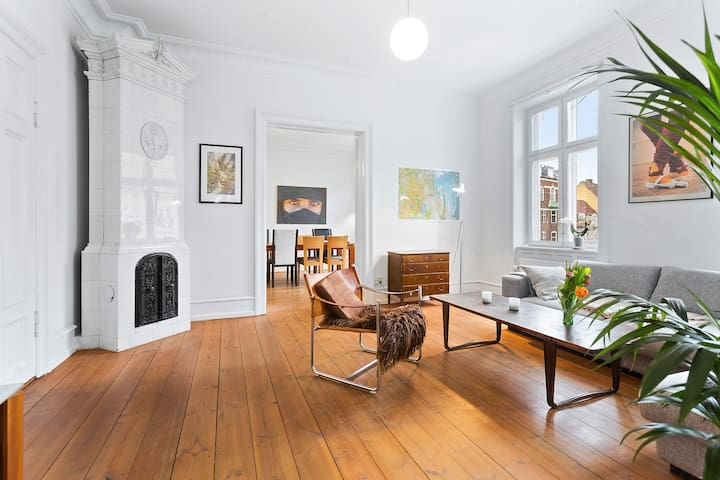 3BR Central and Spacious Apartment