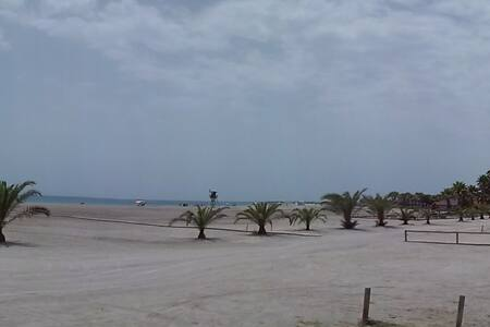 Primera línea de playa.Tropical Coast of Granada - Motril - Apartament