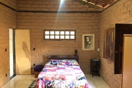 casa AIVLIS, Cavalcante, Chapada dos Veadeiros.