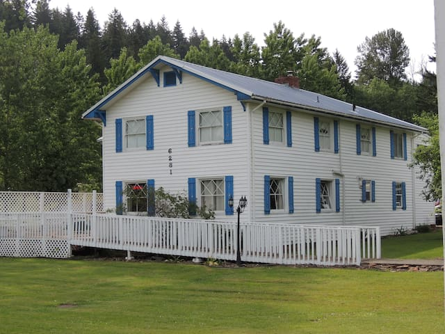 Foster Lake Inn - Sweet Home - House