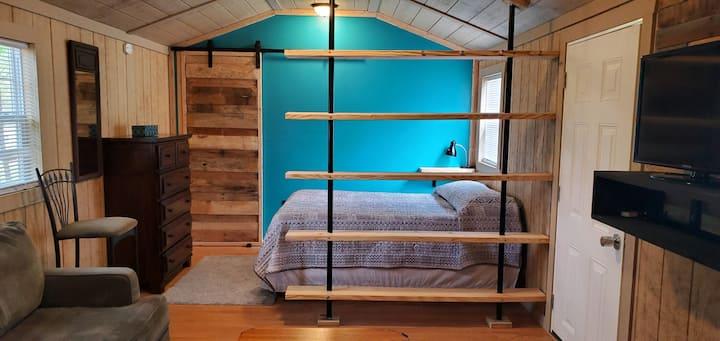 Studio-style tiny home
