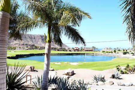 Luxury Villa Anfi Tauro Golfplatz. - モガーン