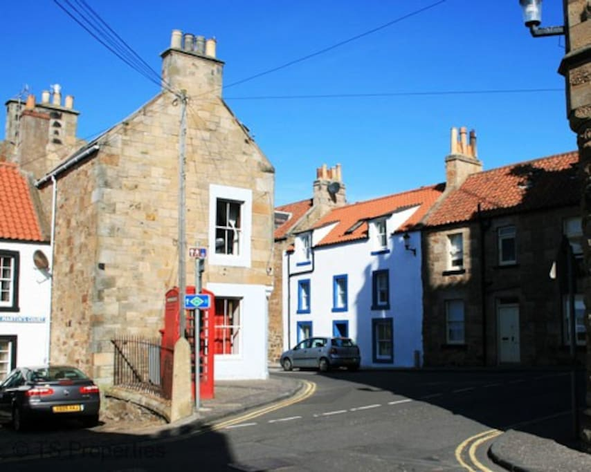 Bakerswell House Holiday Rental Anstruther