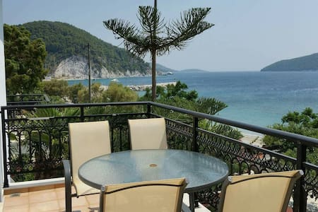 Exclusive sea view Beach House - Skopelos - Apartment