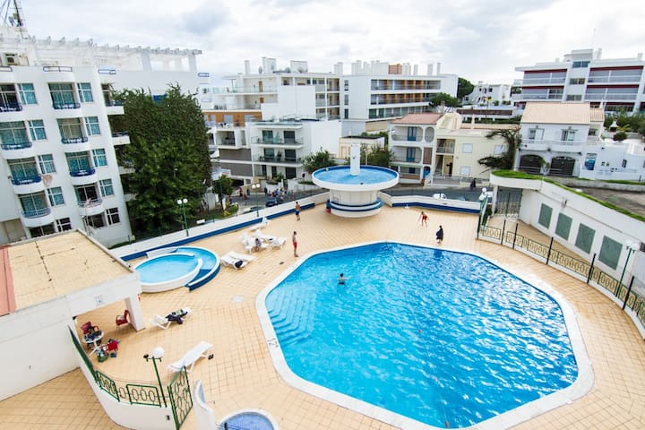 Mohin Apartment, Olhos de Água, Algarve
