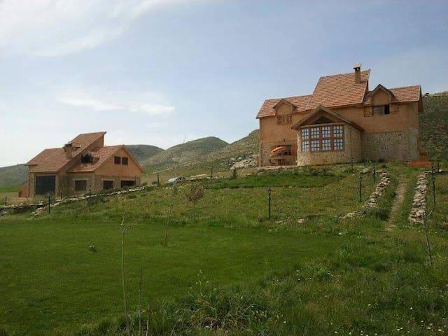 Auberge la Vallée - Azrou - Hus