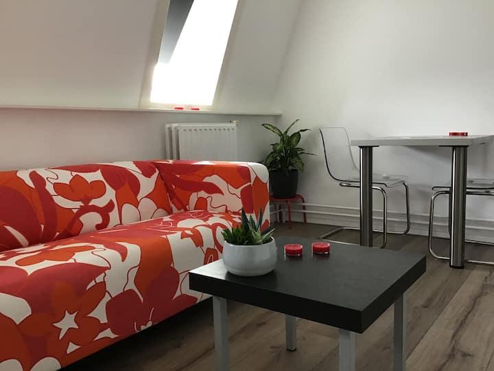 Appartement met airco in het centrum van Nijmegen