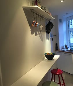Charming appartement with the perfect location - Frederiksberg