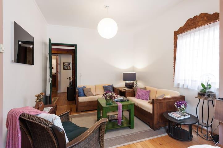 Cálido apartamento, Parque México, Condesa