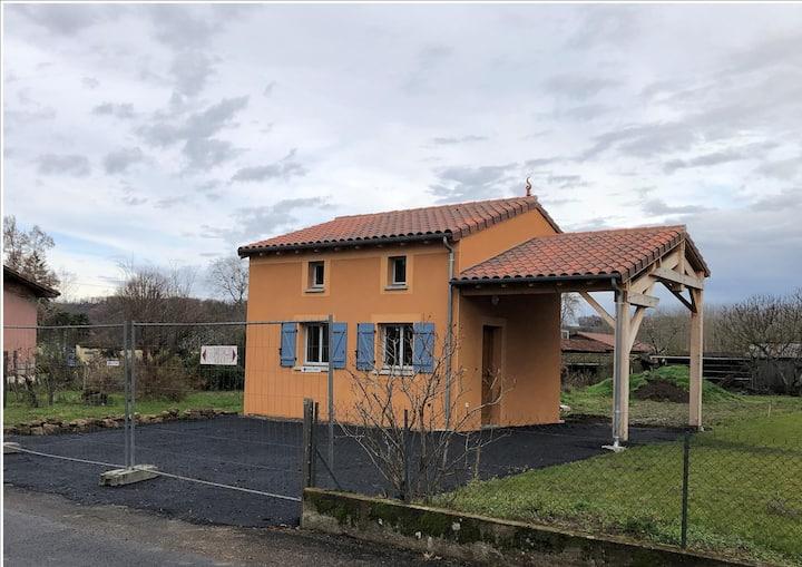 Charmante petite maison au cœur de Marciac (Gers)