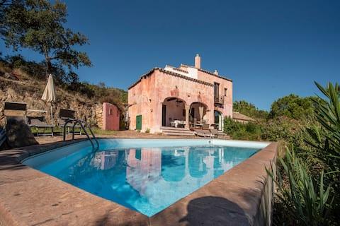 Domus delle stelle 2: Master villa with swimming pool