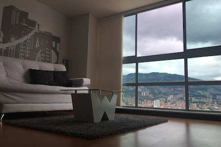 PENTHOUSE.Laureles.MED.18th Floor - Medellin - Apartmen