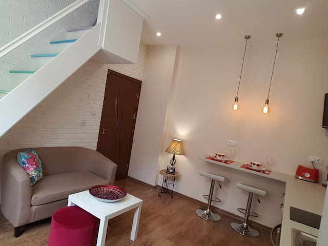 Feel at home away from home, top centre, 1BD flat - Sofia - Apartamento