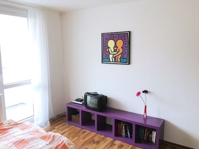 Nice flat near Brno city centre for 2 persons - Brno - Apartamento