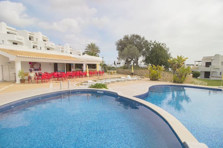 Lovely 3 bed apartment in Clube Albufeira