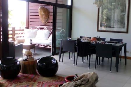 LUX. BEACH FRONT  APT , JUAN DOLIO - Apartment