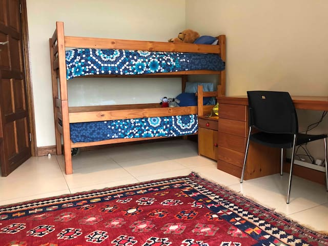 Bedroom with Bunkbed
