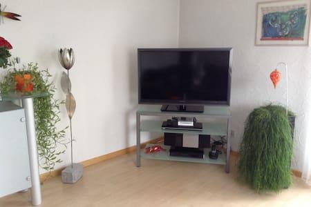 Ruhiges Gästezimmer Nähe Flughafen - Embrach - 公寓