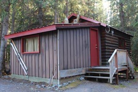 Kenai Lake Cabin #3 on creek - Cooper Landing