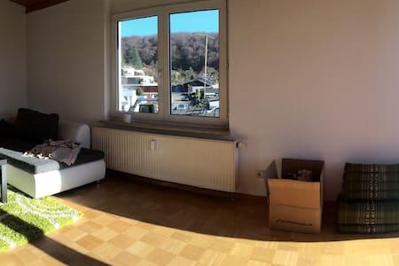 Schöne Wohnung,5 Minuten nach Basel - Grenzach-Wyhlen