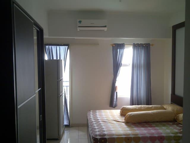 Apartement Margonda Residence 2, H Tower - Beji - Apartemen