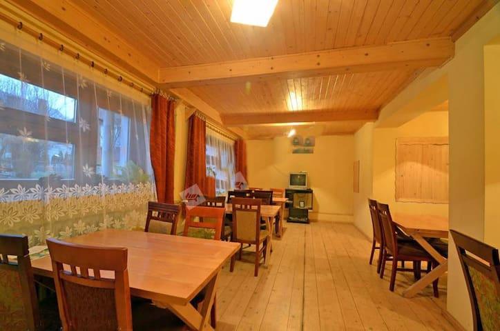 rodzinny dom miły i gościnny - Zawoja - Casa