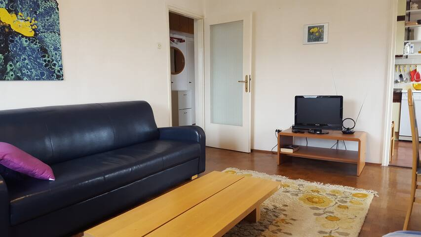 Date on 8 - Zagreb - Apartment