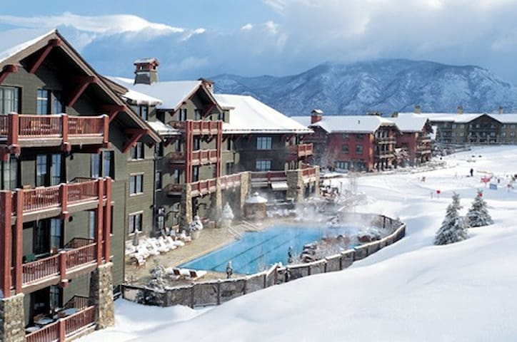 3/3Ritz Residence-ski in/out-Feb'17 - Aspen - Apto. en complejo residencial