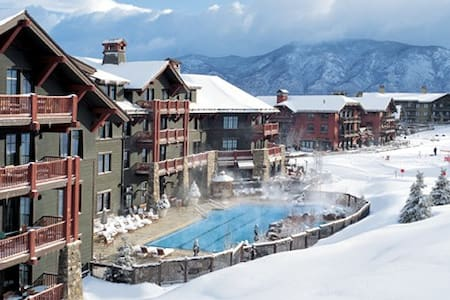3/3Ritz Residence-ski in/out-Feb'17 - Aspen - Wohnung