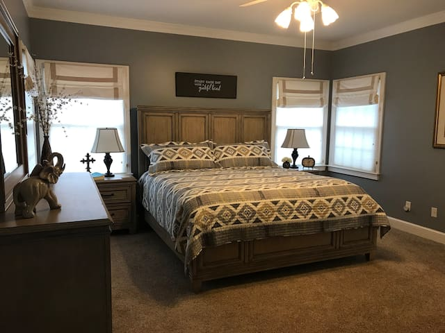 Private Master Suite NoCleaningFees