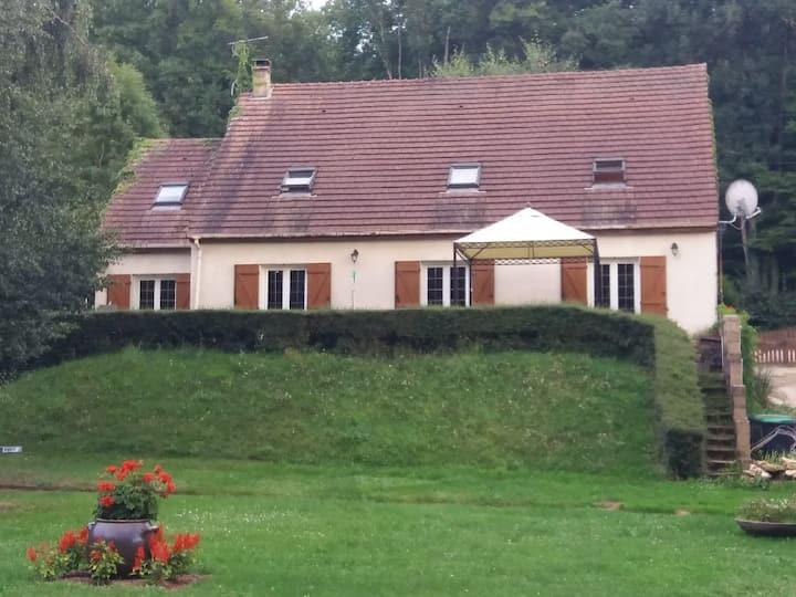 maison en lisière de la foret de Rambouillet