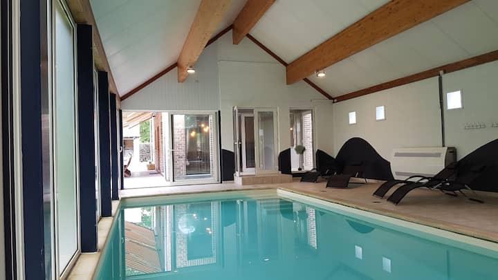 Villa L'Eaubaine pour 22 personnes avec piscine