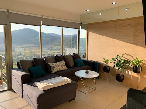 Departamento Moderno en Morelia / Zona Tres Marias