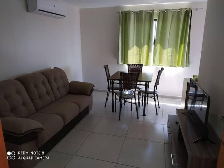 Apartamento 2 habitaciones vista a Itaipú