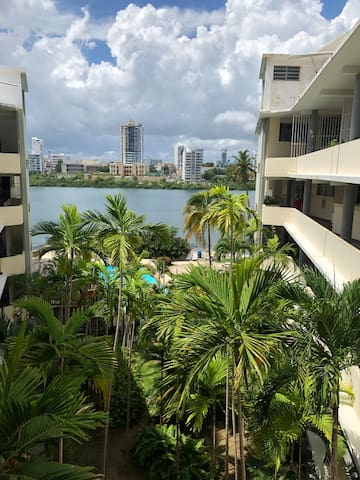 New in market, close to lagoon and beach