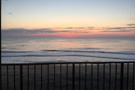 Oceanfront-35 foot private balcony