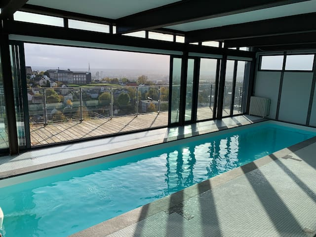 PISCINE PRIVATIVE ROUEN