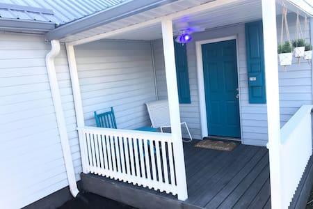 Blue Light House #2 At Shawnee Sports Complex