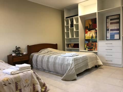 Ideal suite in the heart of Machala