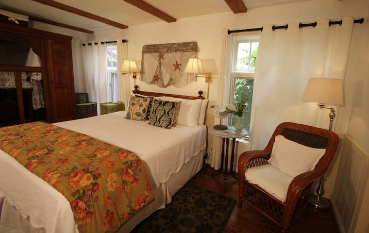 The Garden - The Bed & Breakfast Inn at La Jolla