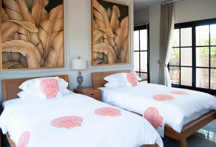 [NEW] Casa Narrow Villa - Jutta Room