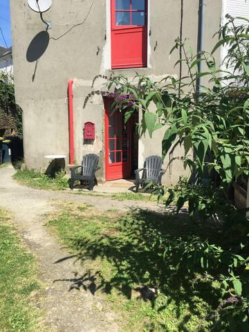 île de groix duplex centre bourg