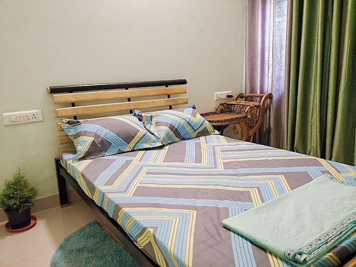 Budget monthly stay room near Silkboard @13k