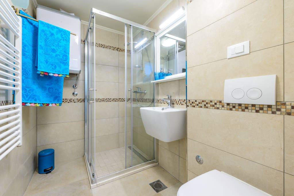 Stradun view en suite bedroom Old Town Dubrovnik