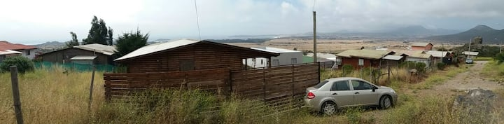 Cabaña en Pichidangui