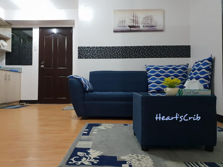 Heart'sCrib 2br Fully Furnished 3